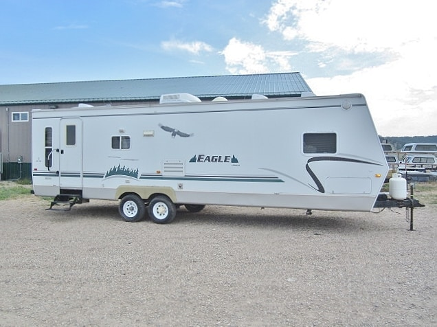 USED 2004 JAYCO EAGLE 308FBS - Jack's Campers