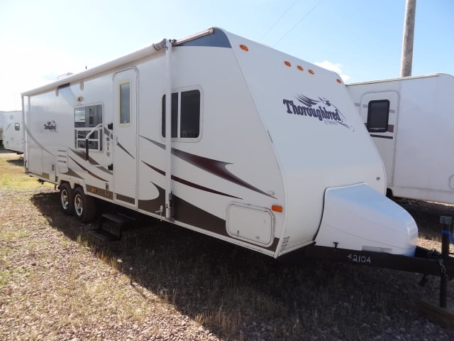 USED 2008 Palomino THOROUGHBRED 265 - Jack's Campers