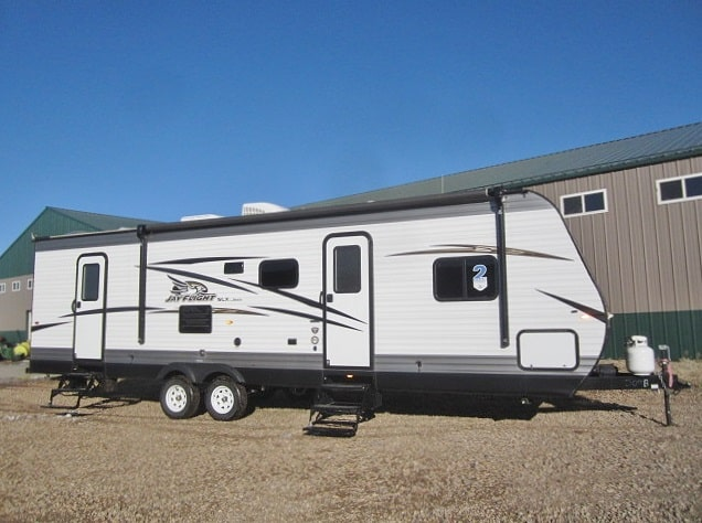 NEW 2018 JAYCO JAY FLIGHT SLX 287BHS - Jack's Campers