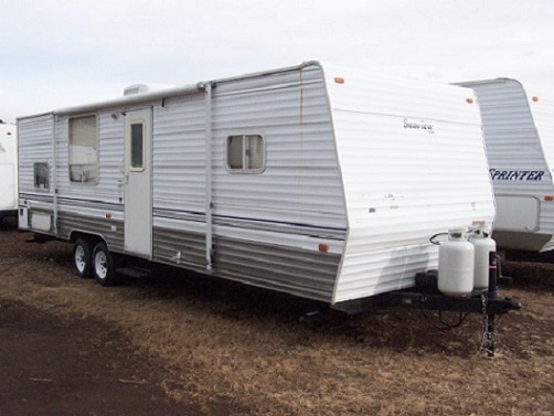 USED 2006 SKYLINE SEAVIEW 300LTD - Jack's Campers