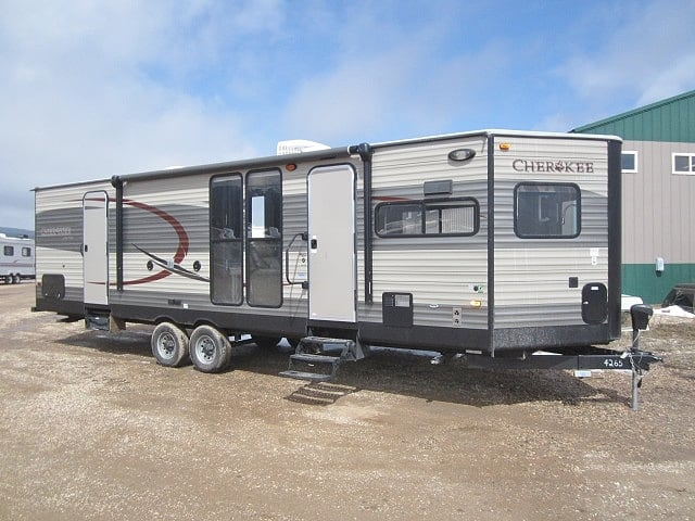 USED 2016 FOREST RIVER CHEROKEE 274FK - Jack's Campers