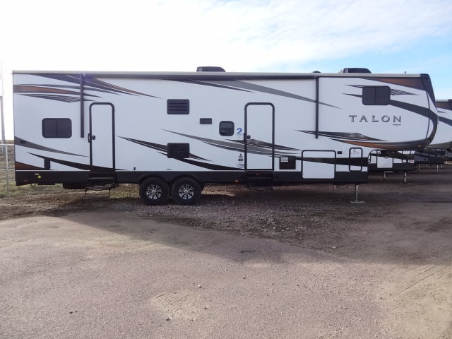 NEW 2018 JAYCO TALON 313 - Jack's Campers