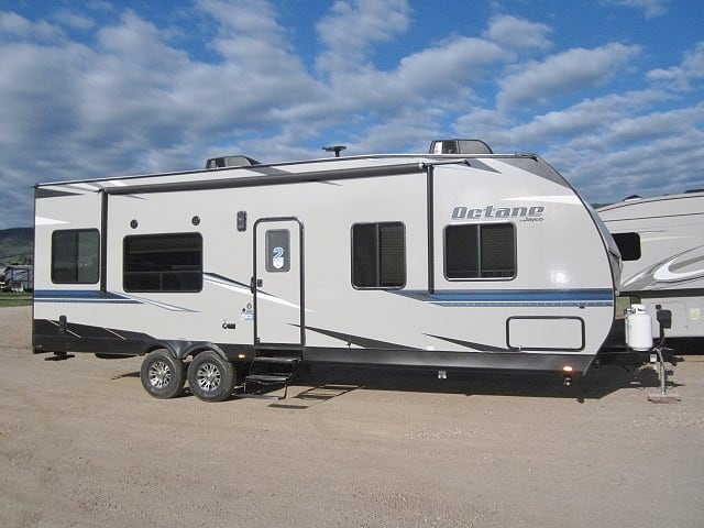 NEW 2018 JAYCO OCTANE T31B - Jack's Campers