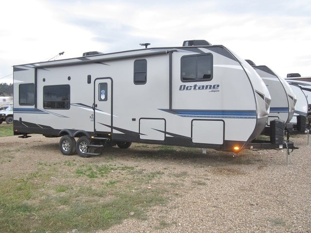 NEW 2018 JAYCO OCTANE T33L - Jack's Campers