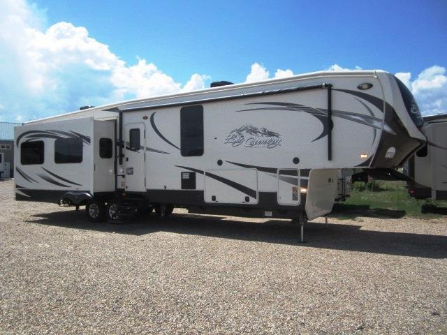 USED 2015 HEARTLAND BIG COUNTRY 3950FB - Jack's Campers