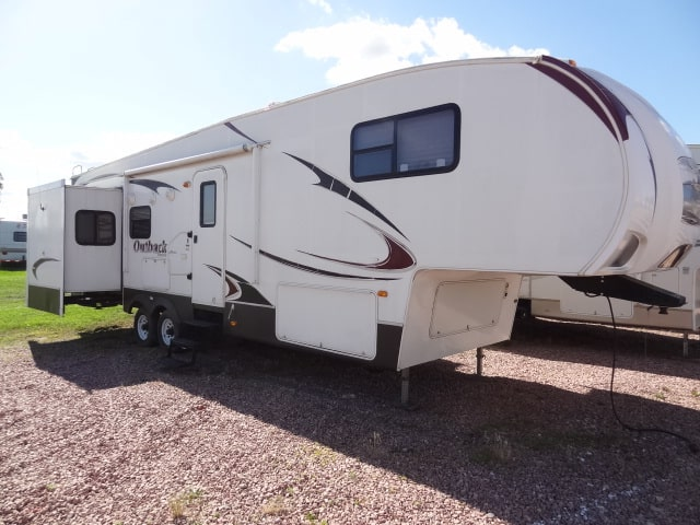 USED 2009 Keystone OUTBACK 321 - Jack's Campers
