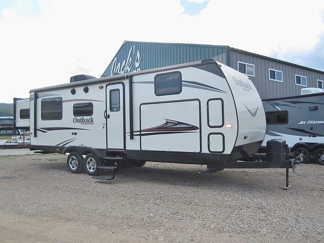 USED 2015 KEYSTONE OUTBACK TERRAIN 260TRS - Jack's Campers