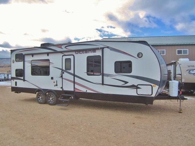 USED 2015 JAYCO OCTANE T31B - Jack's Campers