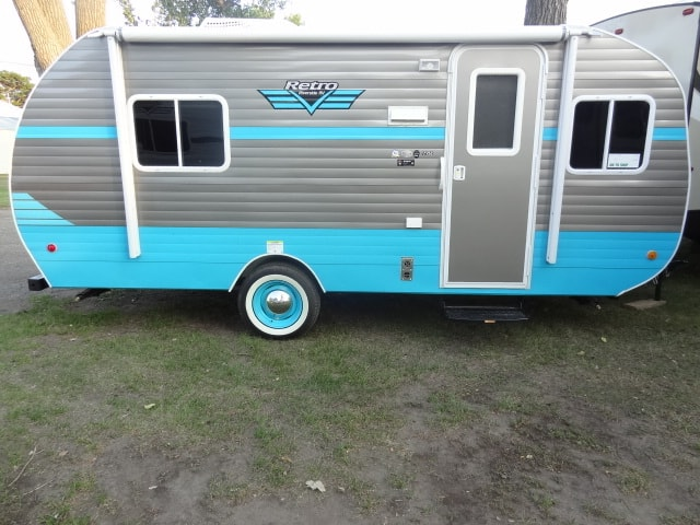 NEW 2019 RIVERSIDE RV WHITE WATER RETRO 179SE - Jack's Campers