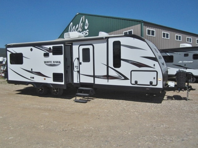 USED 2016 JAYCO WHITE HAWK 29REKS - Jack's Campers