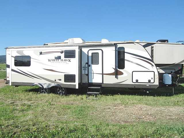 USED 2015 JAYCO WHITE HAWK SUMMIT 29REKS - Jack's Campers