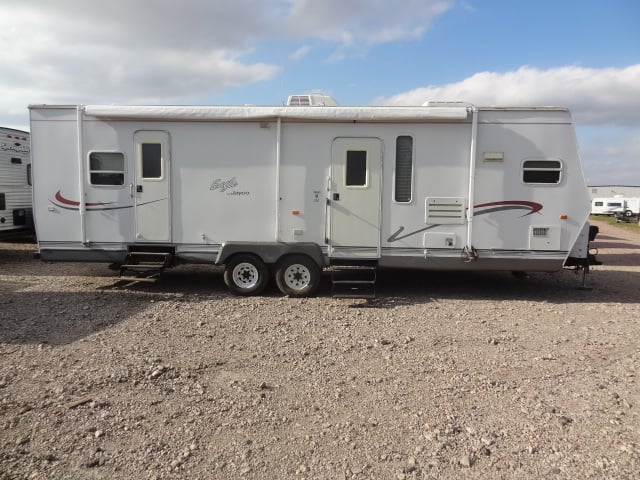 USED 2002 JAYCO EAGLE 312 FKS - Jack's Campers