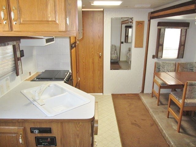 USED 2000 NORTHWOOD ARCTIC FOX 27F - Jack's Campers