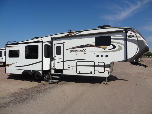 NEW 2017 FOREST RIVER SHASTA PHOENIX 336RL - Jack's Campers