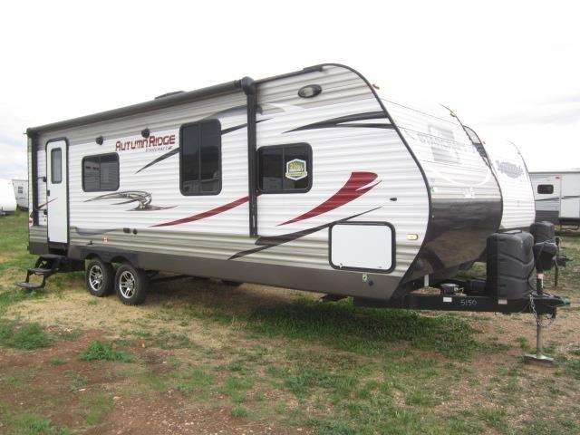 2015 STARCRAFT AUTUMN RIDGE 266RKS - Jack's Campers