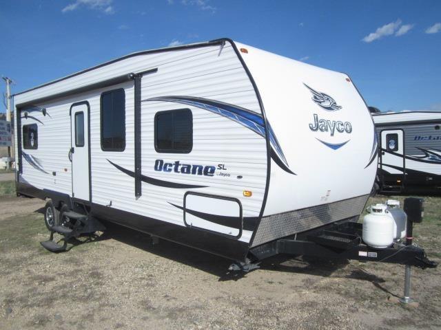 NEW 2015 JAYCO OCTANE SL 273 - Jack's Campers
