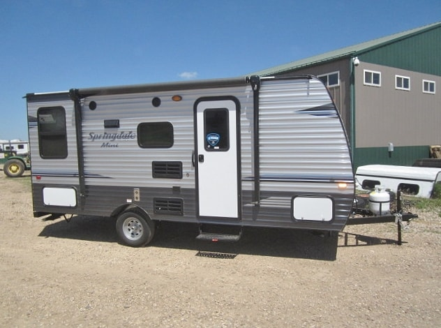 NEW 2019 KEYSTONE SPRINGDALE MINI 1750RD - Jack's Campers