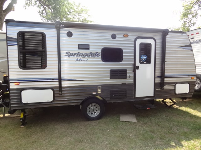 NEW 2019 KEYSTONE SUMMERLAND 1750RD - Jack's Campers