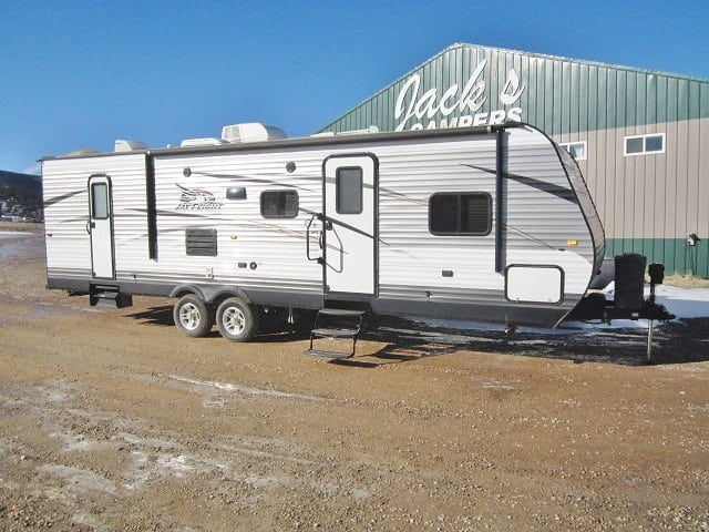 USED 2015 JAYCO JAY FLIGHT 28BHBE - Jack's Campers