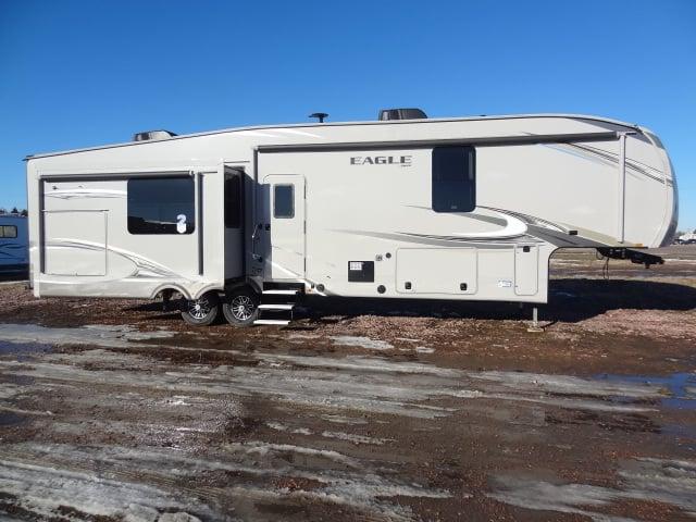 NEW 2018 JAYCO EAGLE 336FBOK - Jack's Campers