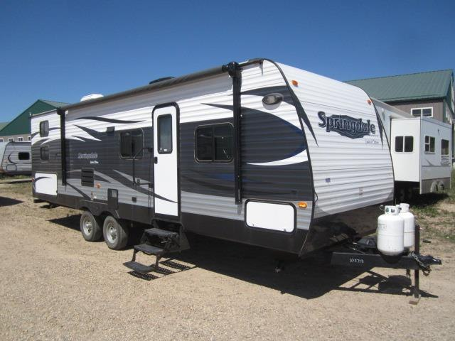 NEW 2015 KEYSTONE SPRINGDALE 270LE - Jack's Campers