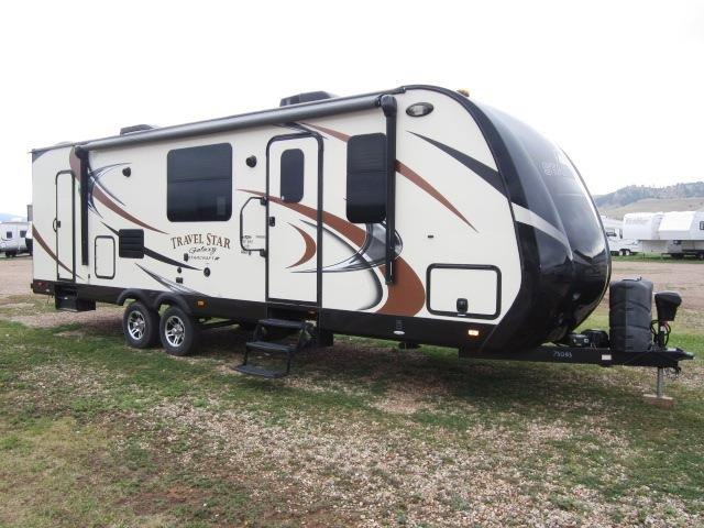 NEW 2015 STARCRAFT TRAVEL STAR GALAXY 299BHU - Jack's Campers