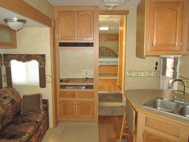 USED 2007 DUTCHMEN NORTH SHORE 28LB - Jack's Campers