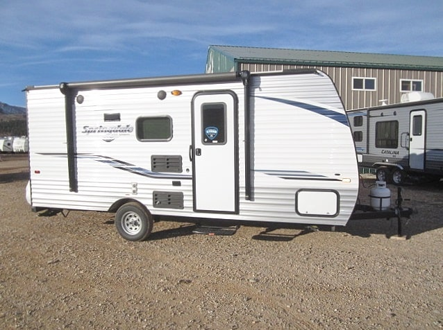 NEW 2019 KEYSTONE SPRINGDALE MINI 1800BH - Jack's Campers
