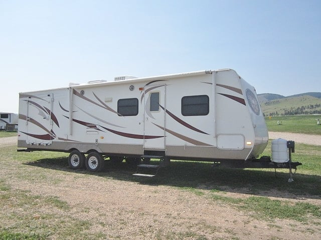 USED 2008 KEYSTONE SPRINTER 301RMP - Jack's Campers