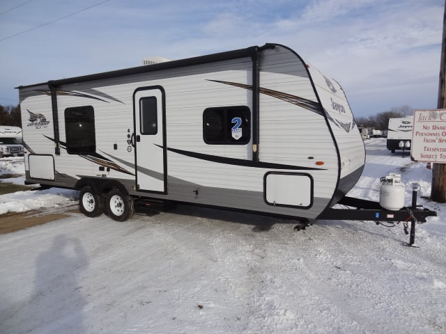 NEW 2019 JAYCO JAY FLIGHT SLX 232RB - Jack's Campers