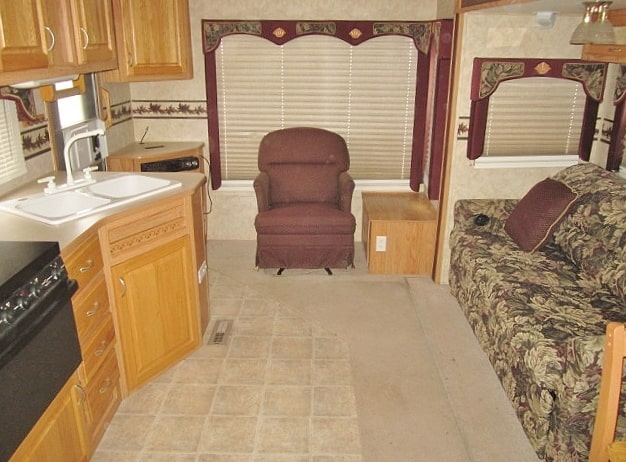 USED 2005 JAYCO EAGLE 278FBS - Jack's Campers