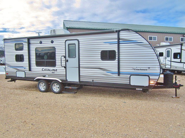 NEW 2019 COACHMEN CATALINA SBX 261BH - Jack's Campers