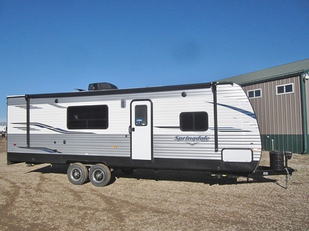 NEW 2019 KEYSTONE SPRINGDALE TAILGATOR 27TH - Jack's Campers