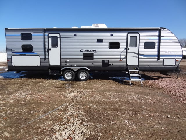 NEW 2019 COACHMEN CATALINA SBX 321BHDS - Jack's Campers