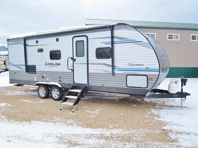 NEW 2019 COACHMEN CATALINA LEGACY 243RBSLE - Jack's Campers