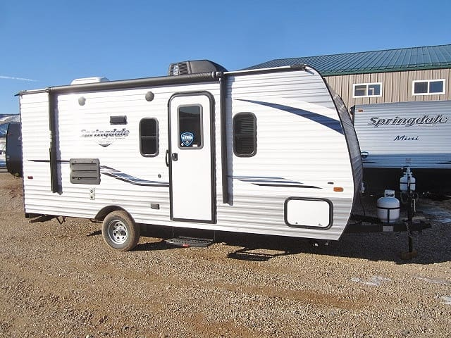 NEW 2019 KEYSTONE SPRINGDALE MINI 1790FQ - Jack's Campers