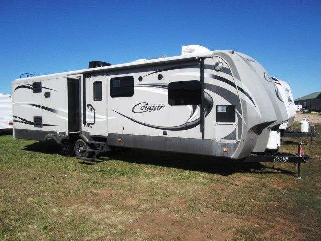 USED 2014 KEYSTONE COUGAR HIGH COUNTRY 319RLS - Jack's Campers