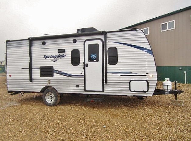 NEW 2019 KEYSTONE SPRINGDALE MINI 1860SS - Jack's Campers