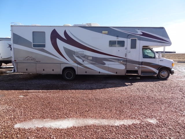 USED 2005 JAYCO GRANITE RIDGE 3100 SS - Jack's Campers