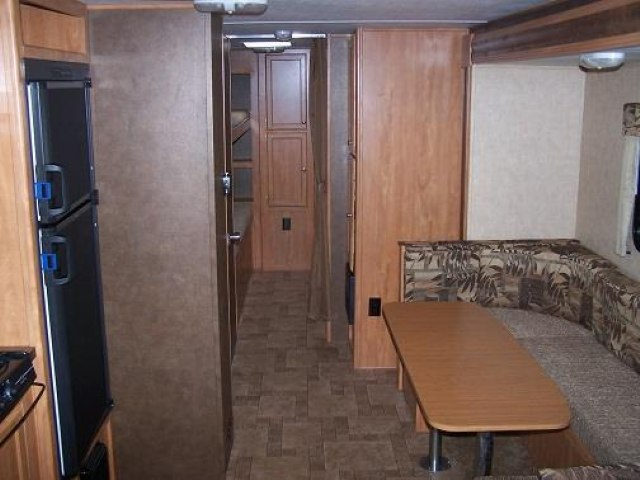 USED 2014 FOREST RIVER SHASTA OASIS 30QB - Jack's Campers
