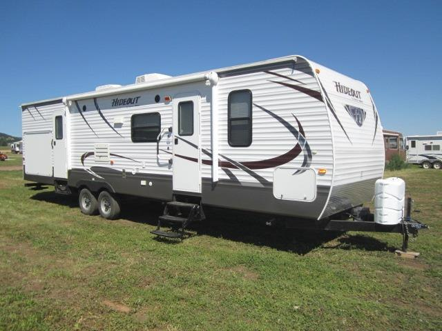 USED 2014 KEYSTONE HIDEOUT 31RBDS - Jack's Campers