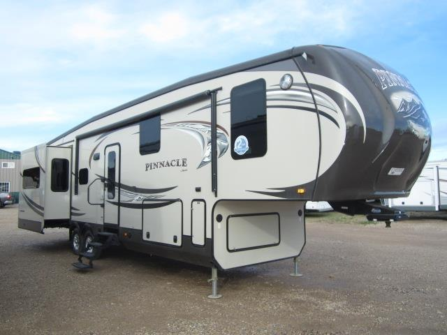 NEW 2014 JAYCO PINNACLE 36RETS - Jack's Campers