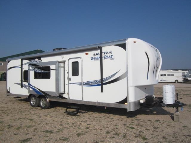 USED 2013 FOREST RIVER WORK AND PLAY 27ULPS - Jack's Campers