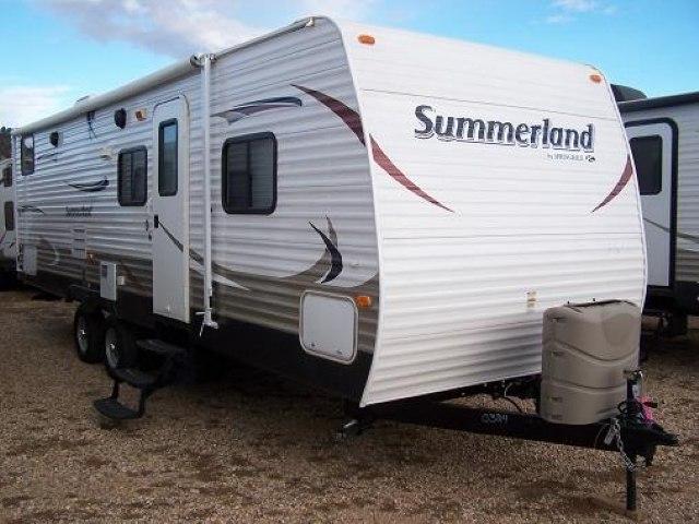 USED 2013 KEYSTONE SUMMERLAND 2800BHGS - Jack's Campers