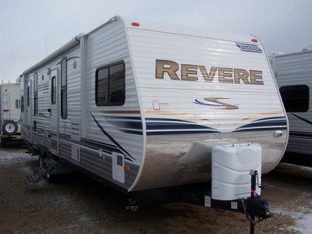 USED 2012 FOREST RIVER SHASTA REVERE 30FKDS - Jack's Campers