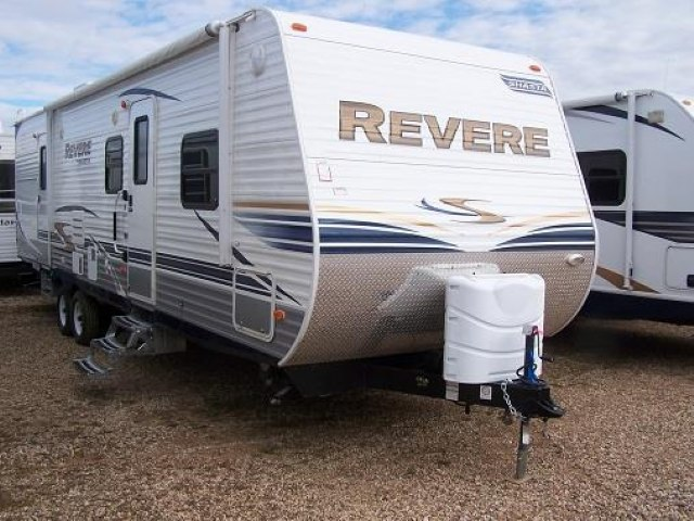 USED 2012 FOREST RIVER SHASTA REVERE 32CKDS - Jack's Campers