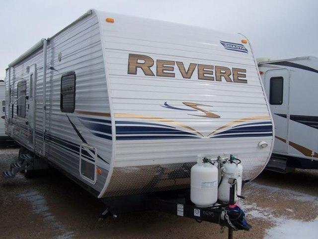 USED 2012 Forest River SHASTA REVERE 29RKSS - Jack's Campers