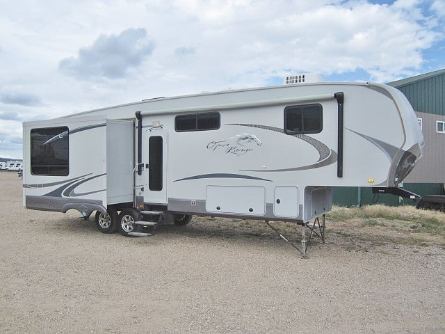 USED 2011 OPEN RANGE OPEN RANGE 345RLS - Jack's Campers