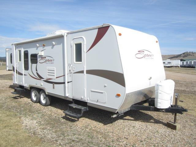 USED 2011 K-Z INDUSTRIES SPREE 265KS - Jack's Campers