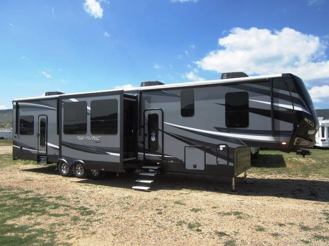 NEW 2018 JAYCO SEISMIC 4114 - Jack's Campers
